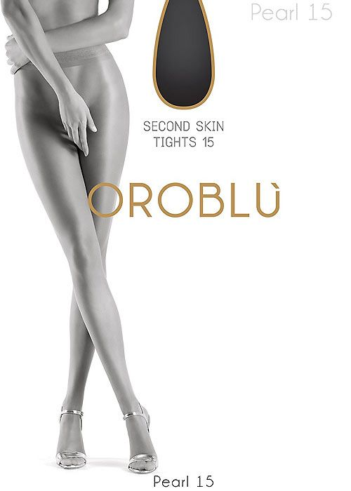 3915a731d Oroblu Pearl 15 Second Skin Tights Emballage