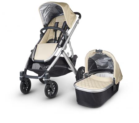 Buy Uppababy Vista 2015 baby pram travel system Lindsey