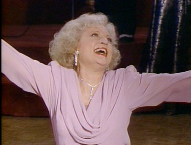 10 Of Rose Nylund S Funniest St Olaf Phrases Betty White Golden Girls Funny Happy Birthday Pictures