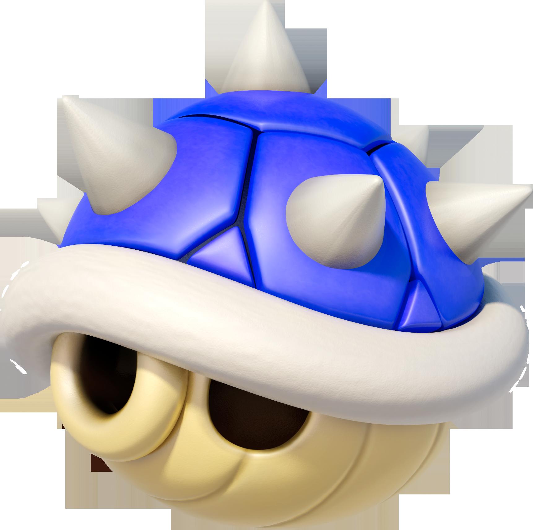 Spiny Shell Mario Kart 8 Png Mario Kart Characters Mario Kart Mario Kart 8