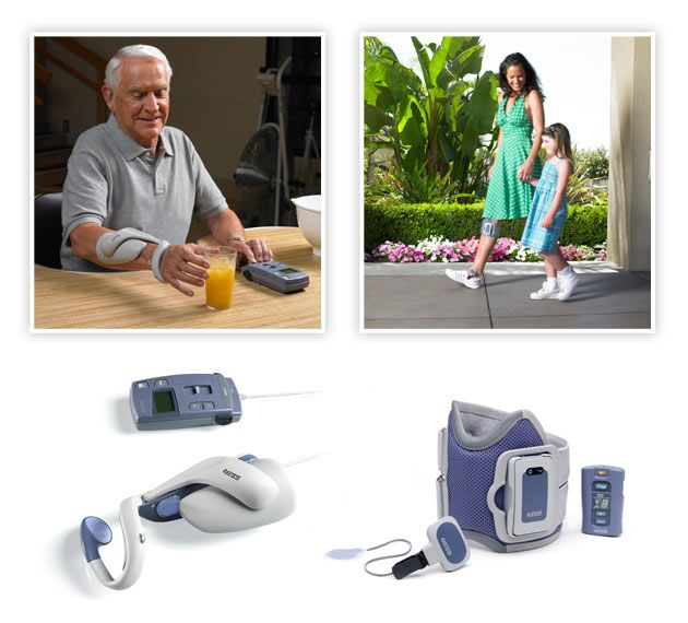 Wearable Therapy - Bioness H200 Hand Paralysis System and the L300 ...