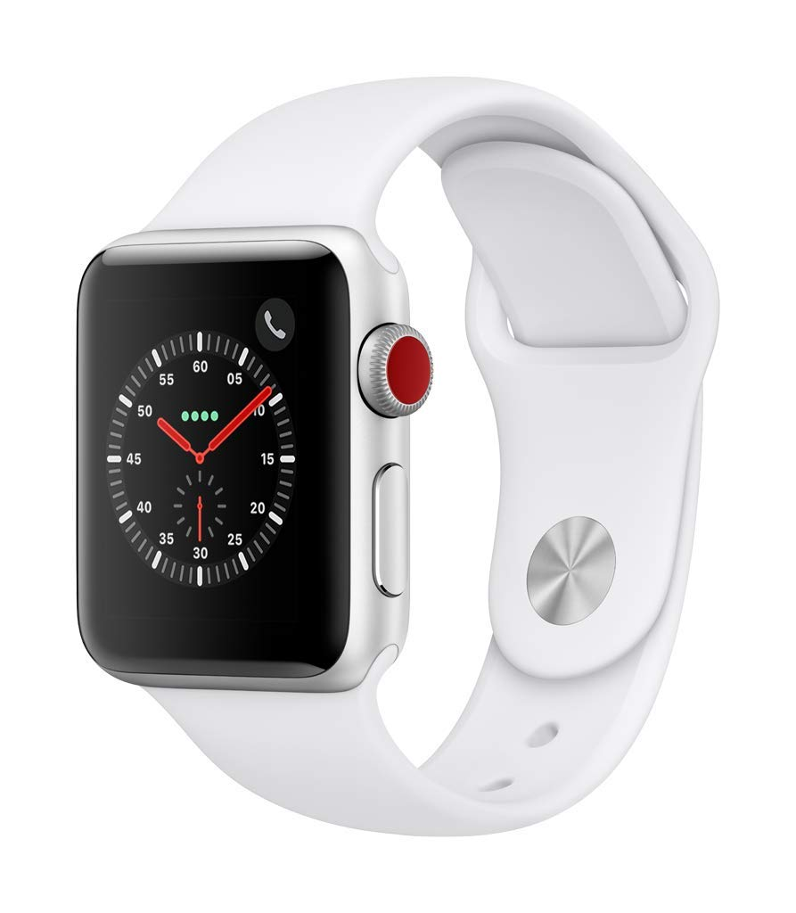 Apple Watch Series 3 (GPS + Cellular, 38mm