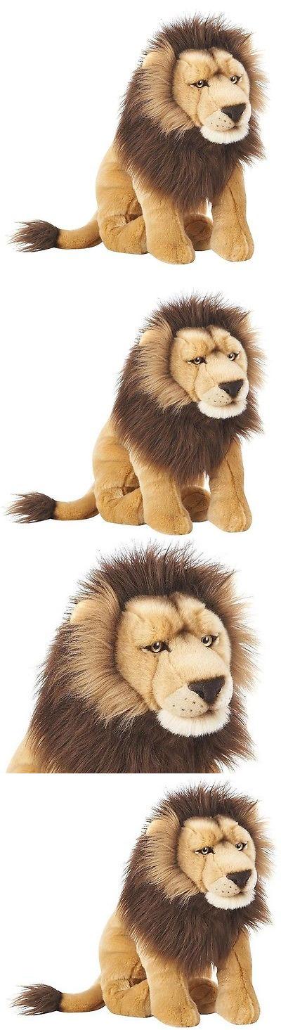Other Stuffed Animals 230 Lion Plush Soft Cuddly Huge Stuffed