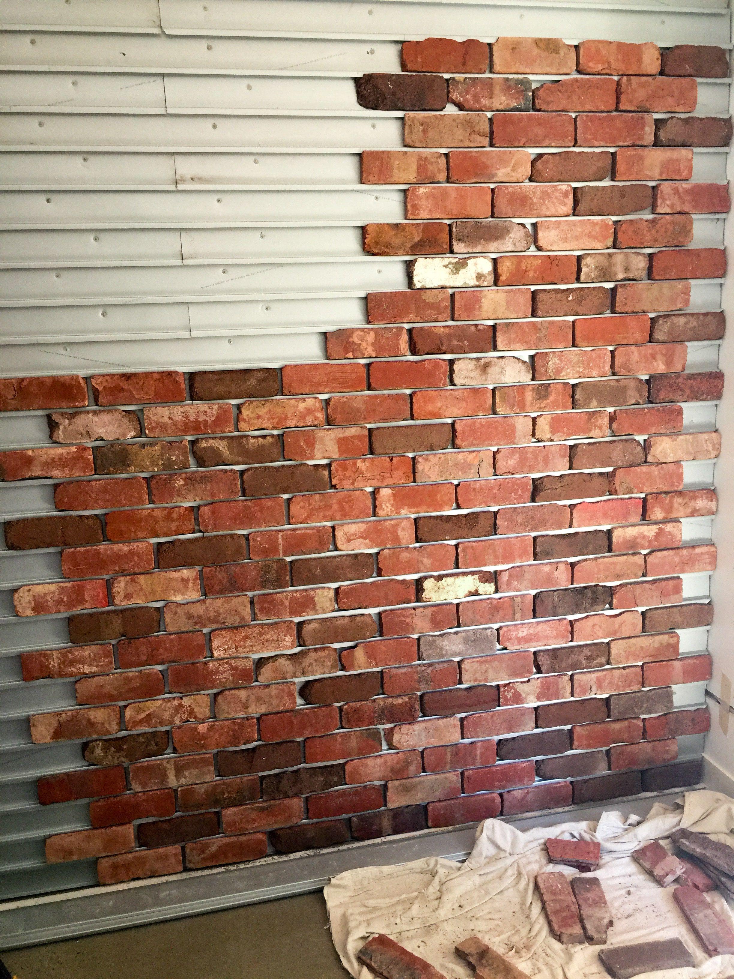 Stacked Stone Tile House Brick Veneer
