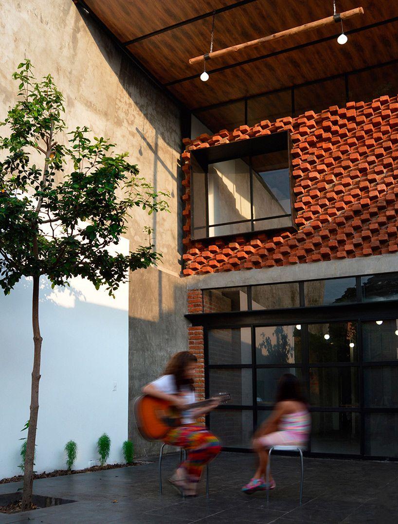 Natura futura architecture urbanofacto el tallercito designboom