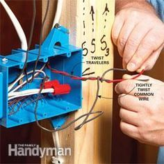 9 Tips for Easier Home Electrical Wiring Electrical wiring