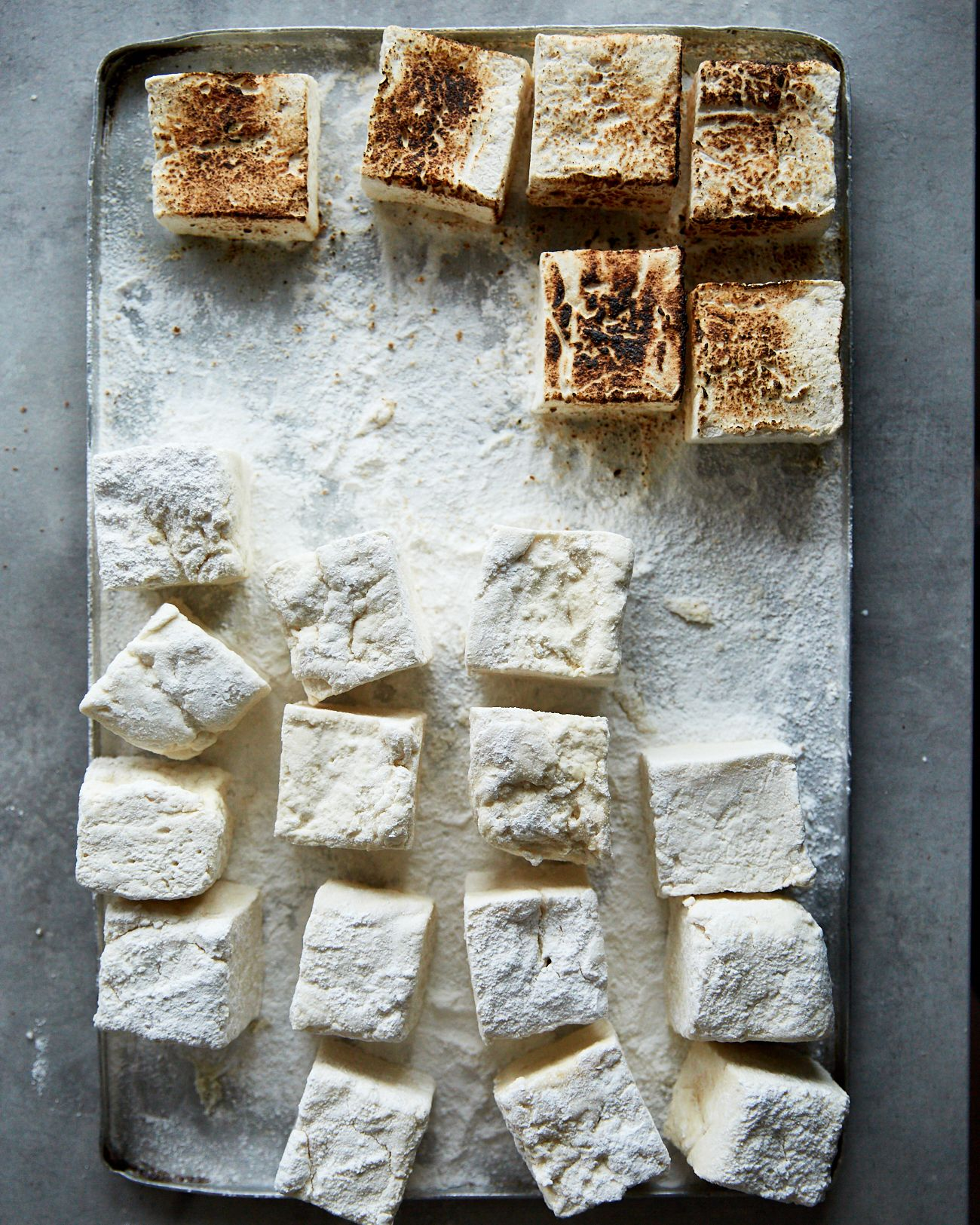 Vegan Marshmallows - Izy Hossack - Top With Cinnamon