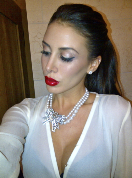 Pretty Makeup Jennifer stano, Perfect red lips, Pretty