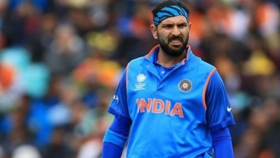 Yuvraj Singh Named The Icon Player of Maratha Arabians ...