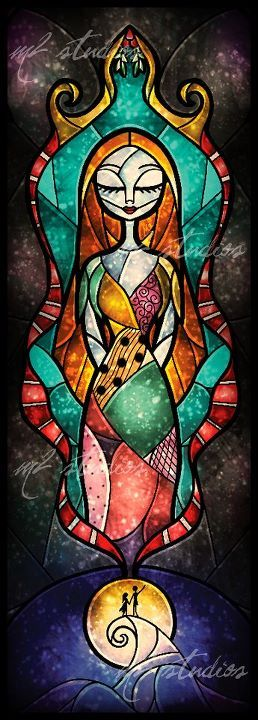"Tim Burton's ""Sally"" http://cagedcanarynz.blogspot.com/"