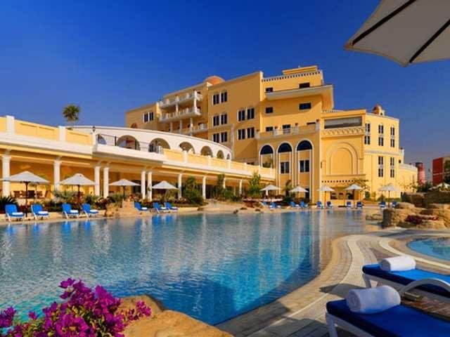 Sheraton Dreamland Hotel Cairo Egypt