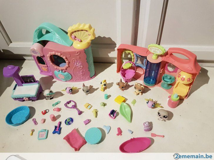 lot lps avec 8 lps et deux maisons a vendre littlest pet shop rh pinterest com lps home 3d models print lps homeless