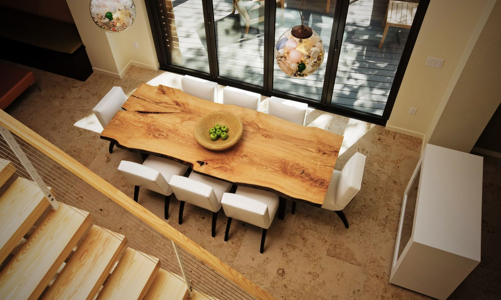 Live Edge In Interior Design Live Edge Dining Table Dining Room