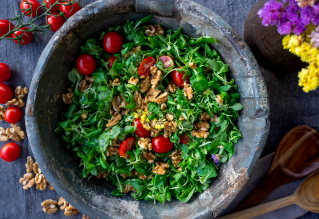 12 Delicious Salad Recipes To Really Toss Up Your Salad