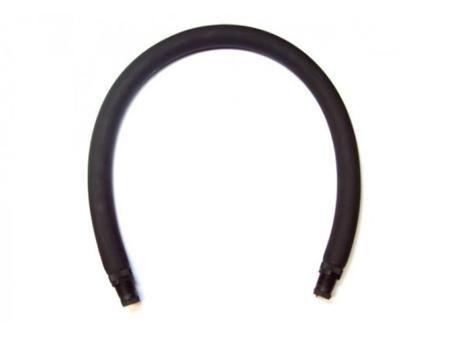SARGAN Тяги латекс сарган черные d13 мм, (кольцевая) длина 42 см