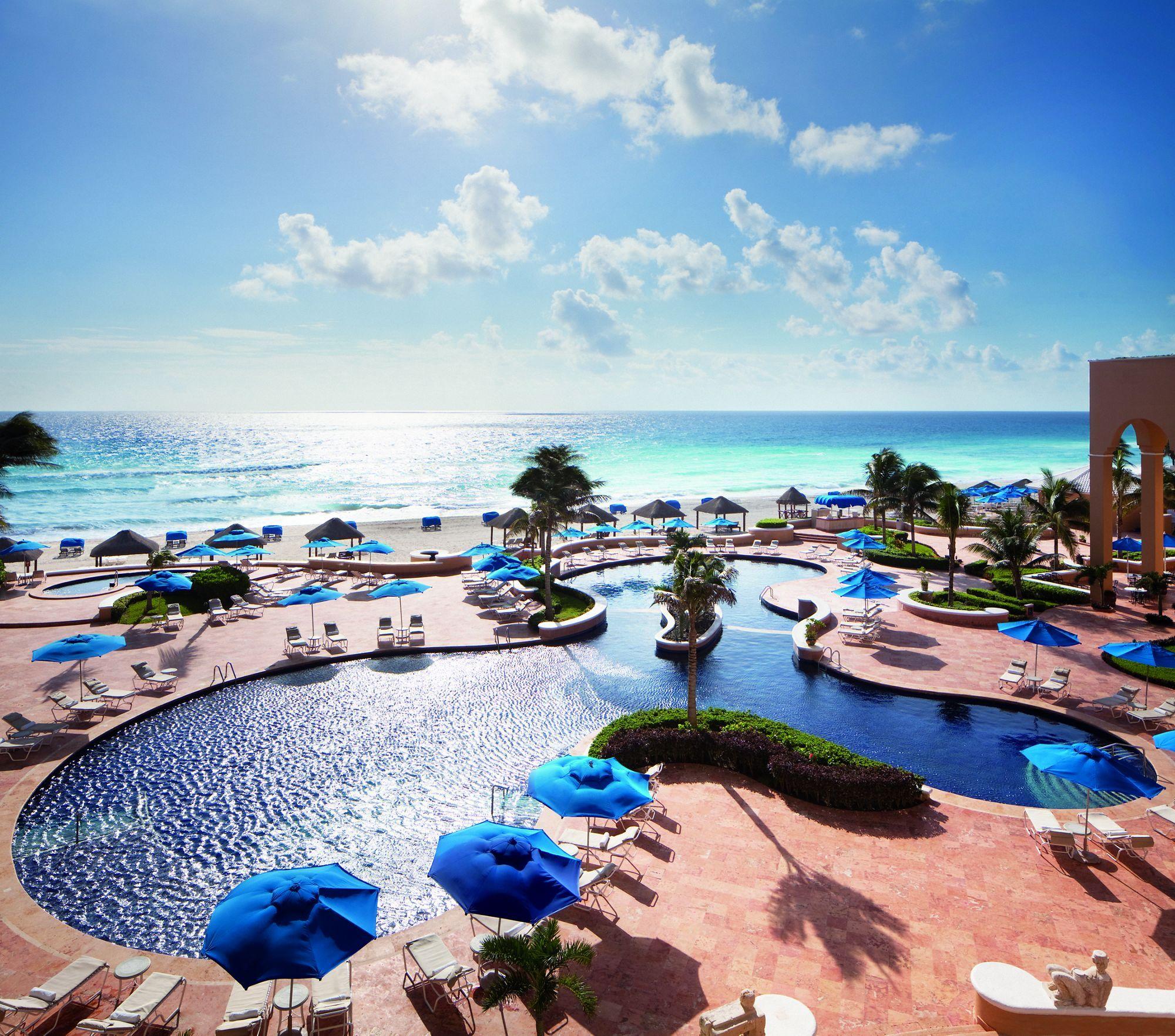 Luxury Hotels Resorts The Ritz Carlton Mexico Hotels Cancun Hotels Caribbean Travel