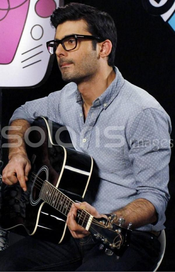 Guitar after a long time... | Fawad khan beard, Handsome actors ...