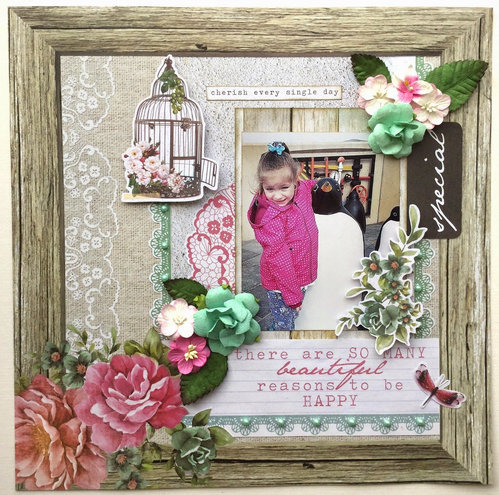 The Craftz Boutique: Oh So Lovely (Kaiser Craft)