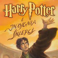 Harry Potter I Insygnia Smierci Ksiazka Deathly Hallows Book Harry Potter Book Covers Harry Potter Books
