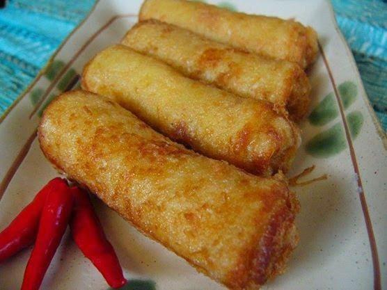 Resep Aneka Jajan Pasar Resep Sosis Solo Enak Food Indonesian Food Recipes