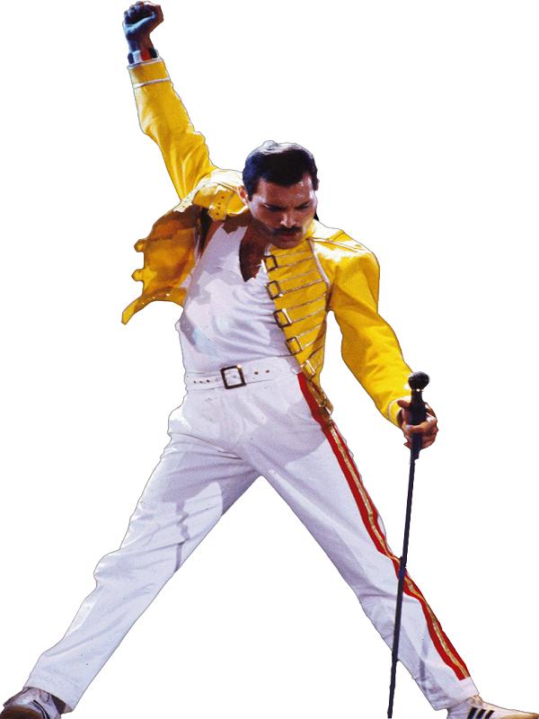 The Freddie Mercury Tribute Concert Yellow Leather Jacket Freddie Mercury Tattoo Freddie Mercury Tribute Concert Freddie Mercury
