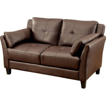 Fantastic Furniture Of America Roseanne Ii Contemporary Loveseat Gmtry Best Dining Table And Chair Ideas Images Gmtryco