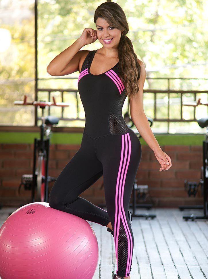 b067e0ed052d Enterizo Fitness - Confort y Libertad Para Tu Entrenamiento en 2019 ...