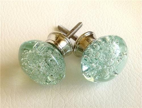 Mint Green Sea Gl Bubble Cabinet S Dresser Drawer Pulls