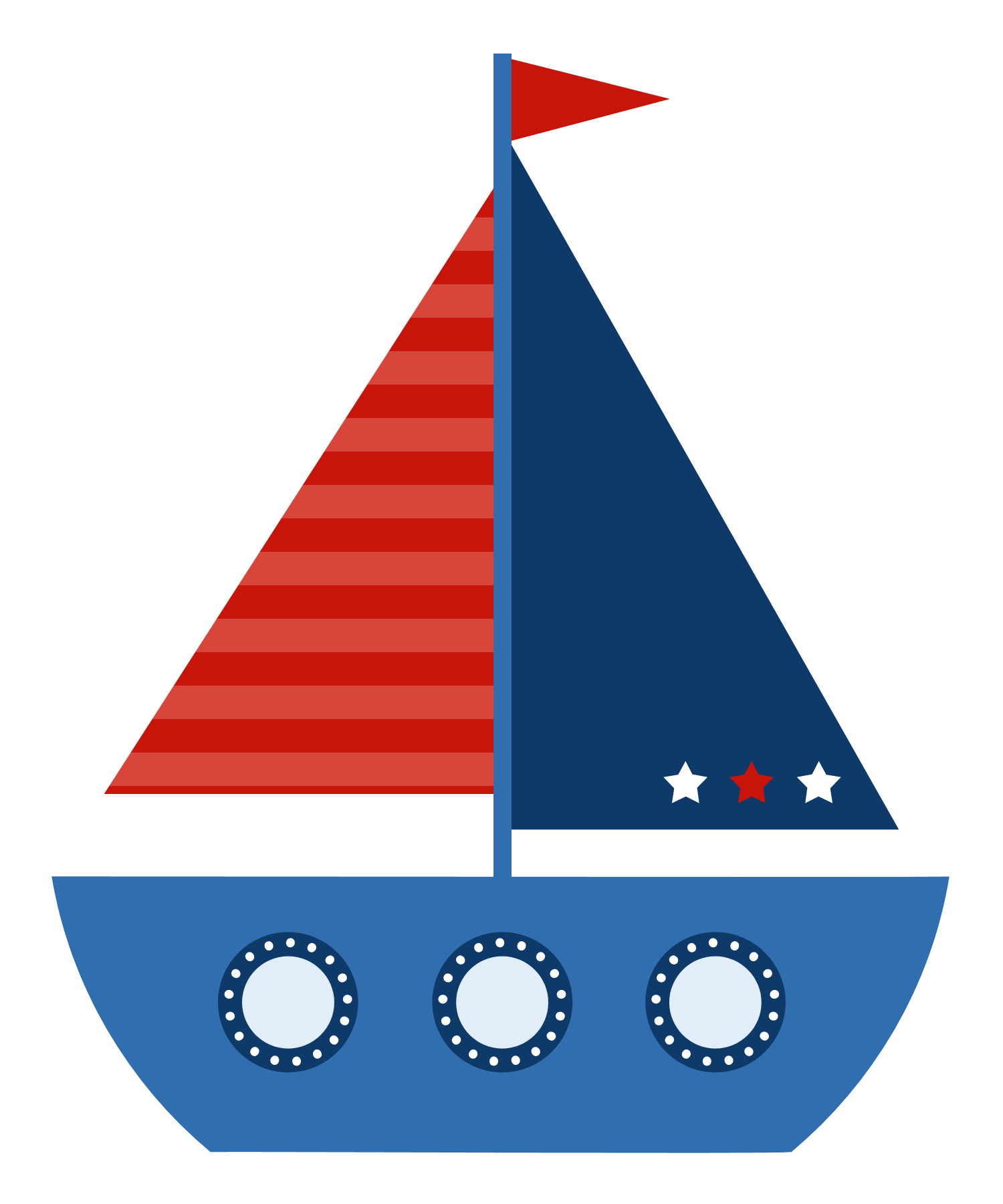 cute sailboat png www imgkid com the image kid has it Sailboat Silhouette Clip Art Paper Sailboat