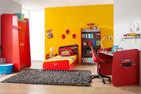 Perfekt Kinderzimmer Cars 3 Teilig