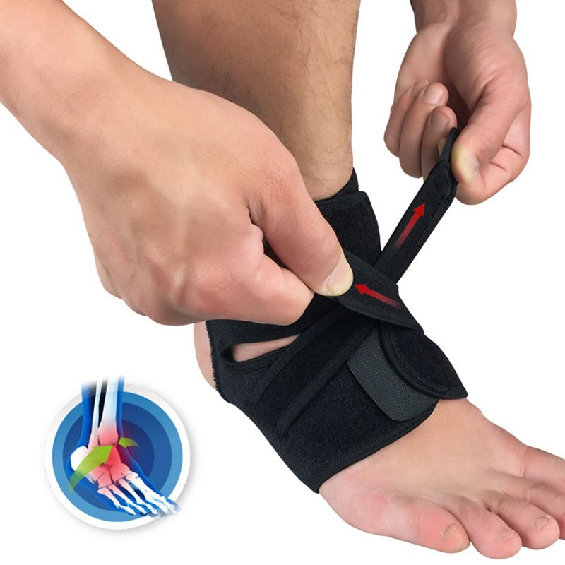 1pc safety ankle support foot bandage elastic ankle brace