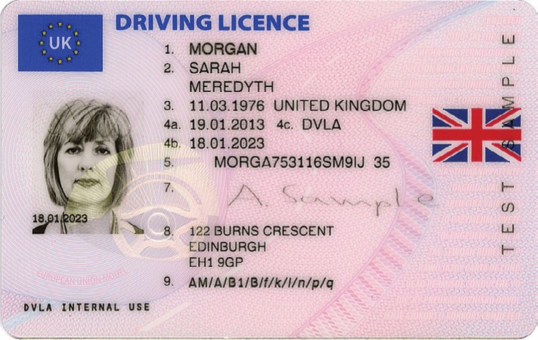 How To Get My Driving Licence Number Without My Licence