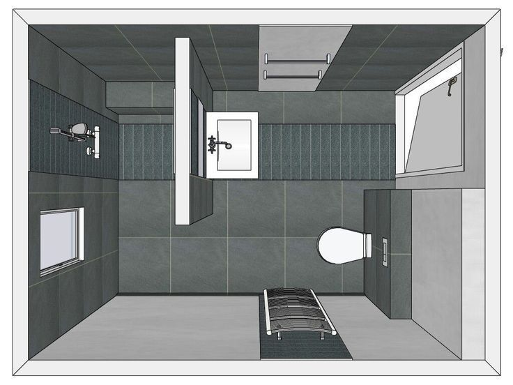 Photo of Scrapbooking #Small #bathroom #remodeling #floorplan Umbau eines kleinen Badezimmers …