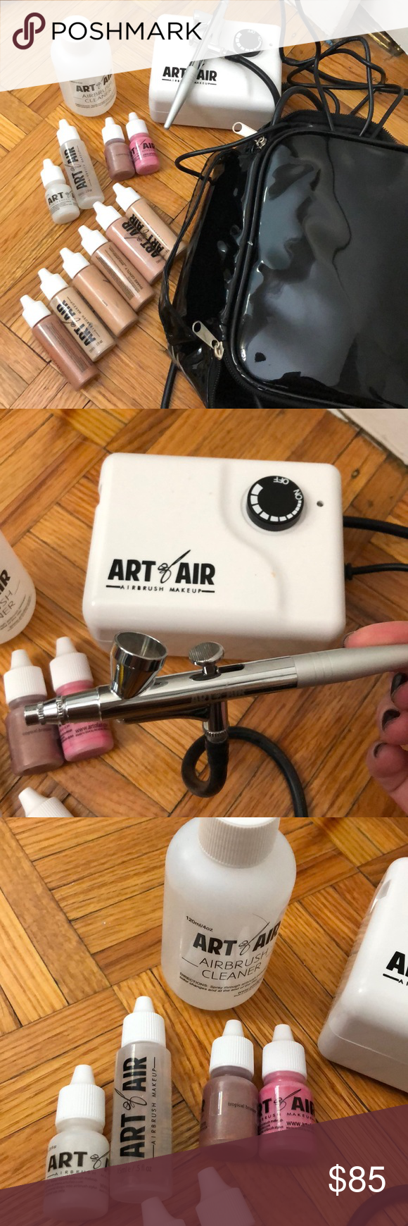 Art of air airbrush machine Brand new airbrush makeup