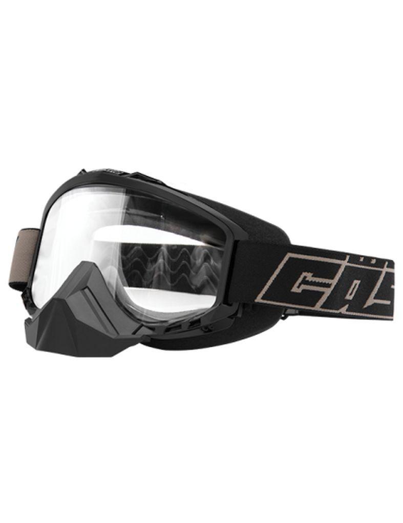 Castle Force Snowmobile Snow Winter Ski Sled Trail Snowboard Mens Goggles