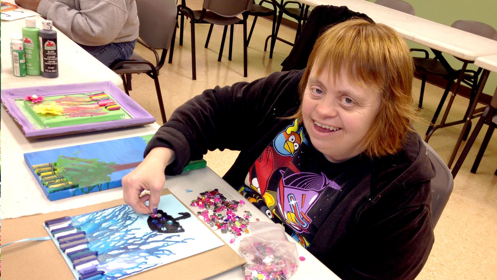 Our Favorite Spring Art Projects For Special Needs Adults