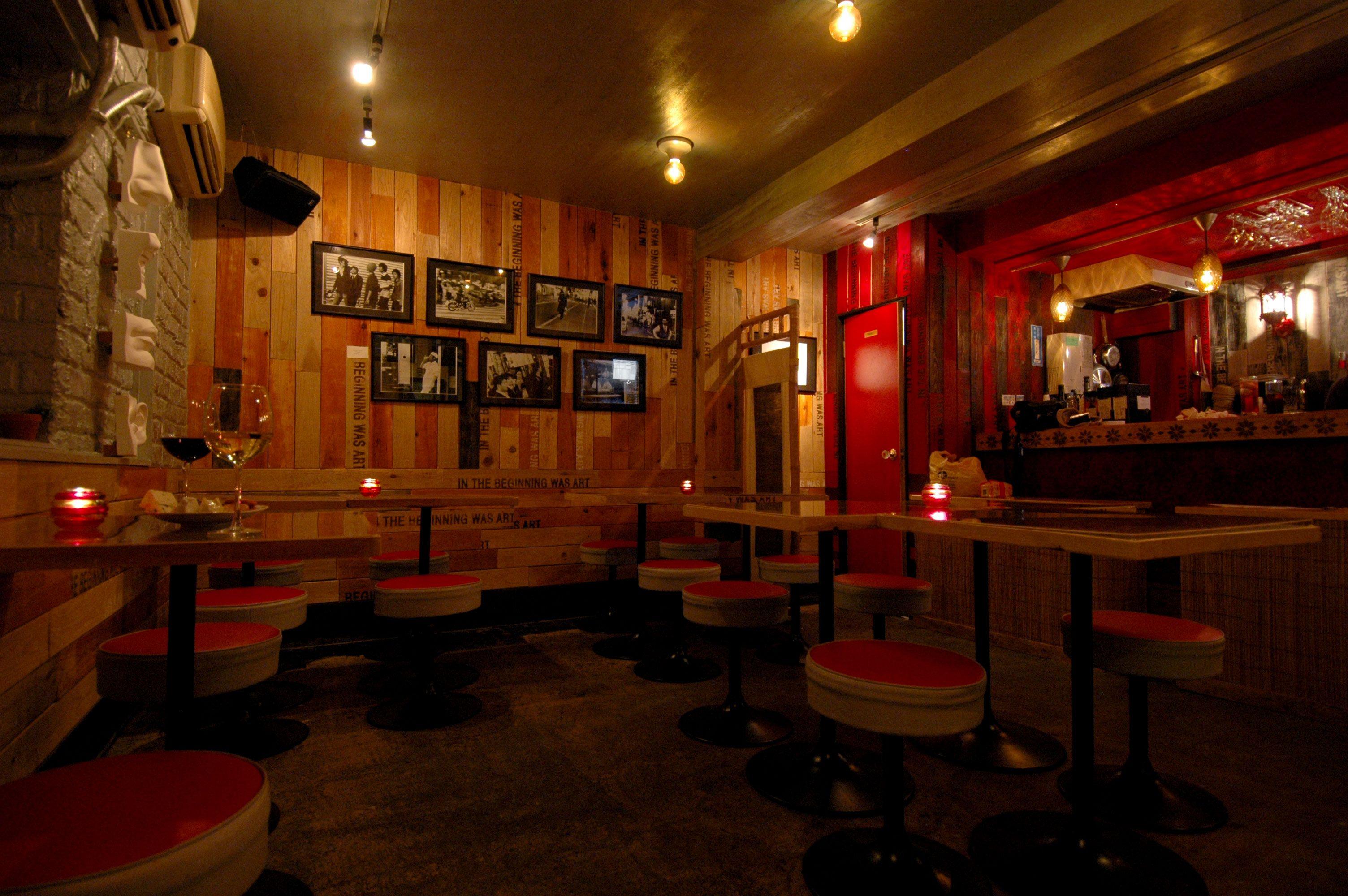 Bar Interior Golden Gai, Tokyo