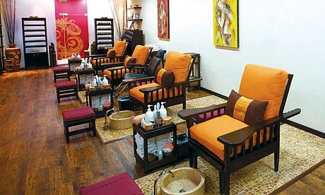 Tipsntoes I Designed A Spa Concept That Made My Friend The Biggest In Her Industry Balinese Nail Spas Home Decor Home Furniture