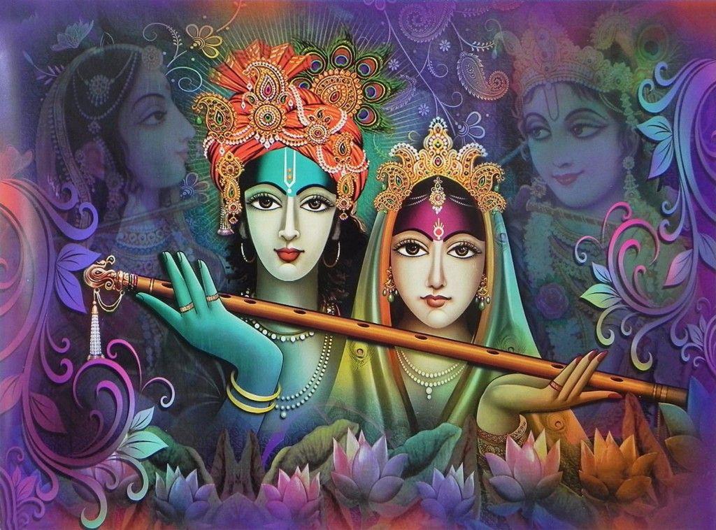 Radhashtami Celebrating Devotion Krishna Radha Painting Radha Krishna Art Krishna Painting