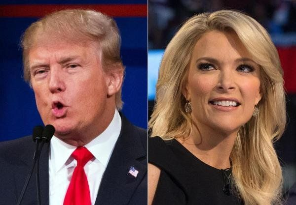 Megyn Kelly says Donald Trump once tried to 'woo' her
