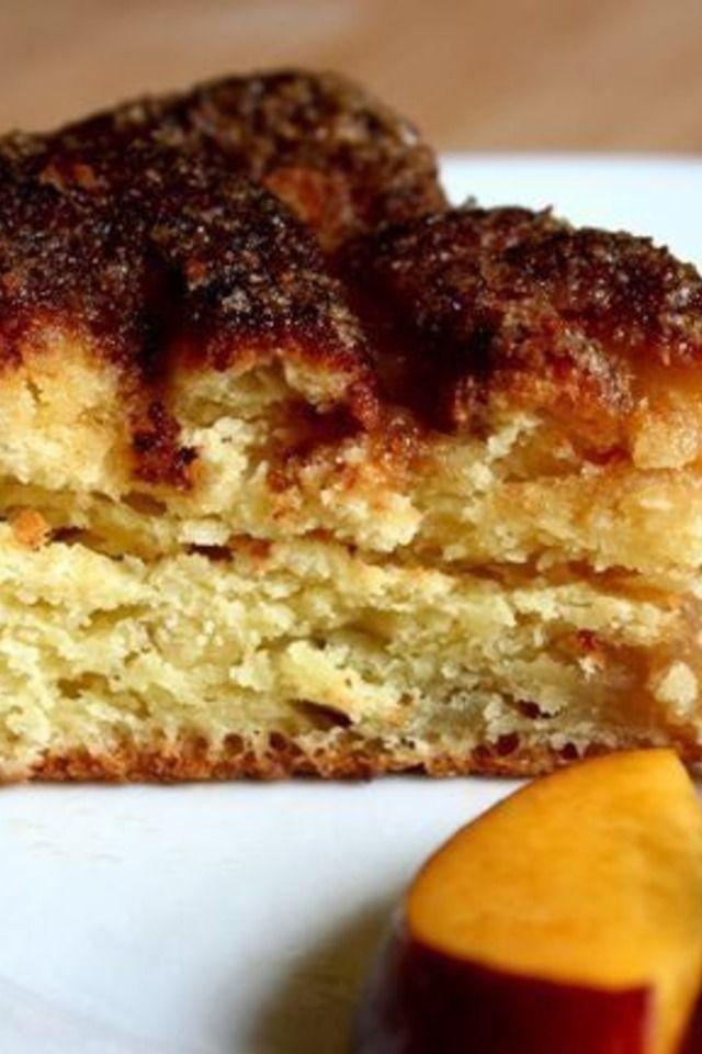 Yeasted Sugar Cake