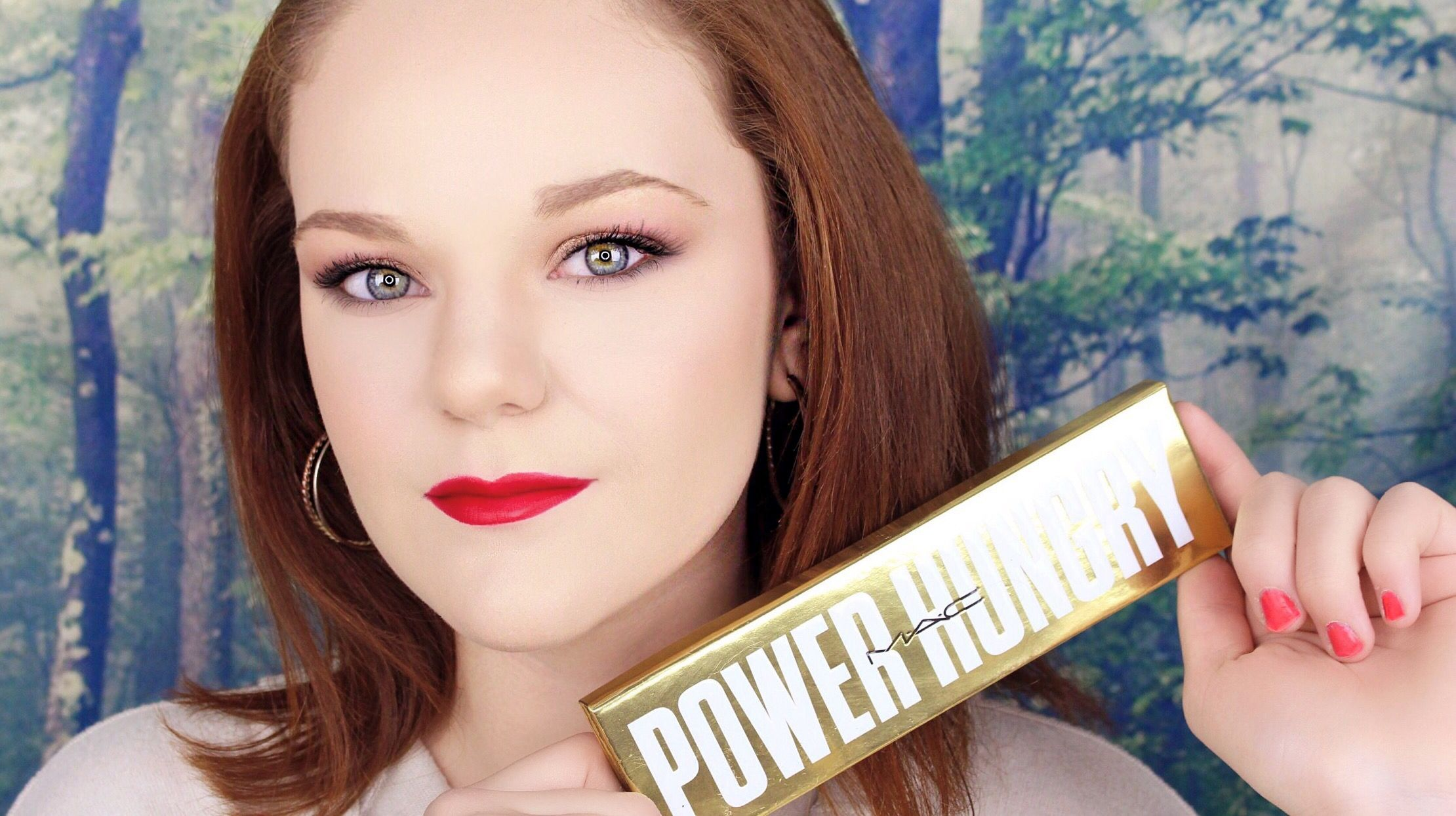 Quick and Easy Old Hollywood Glam Makeup Tutorial featuring