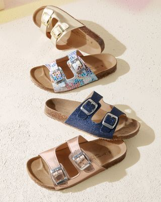 7b239e378f83 Kids  Elephantito Cross-Strap Sandals