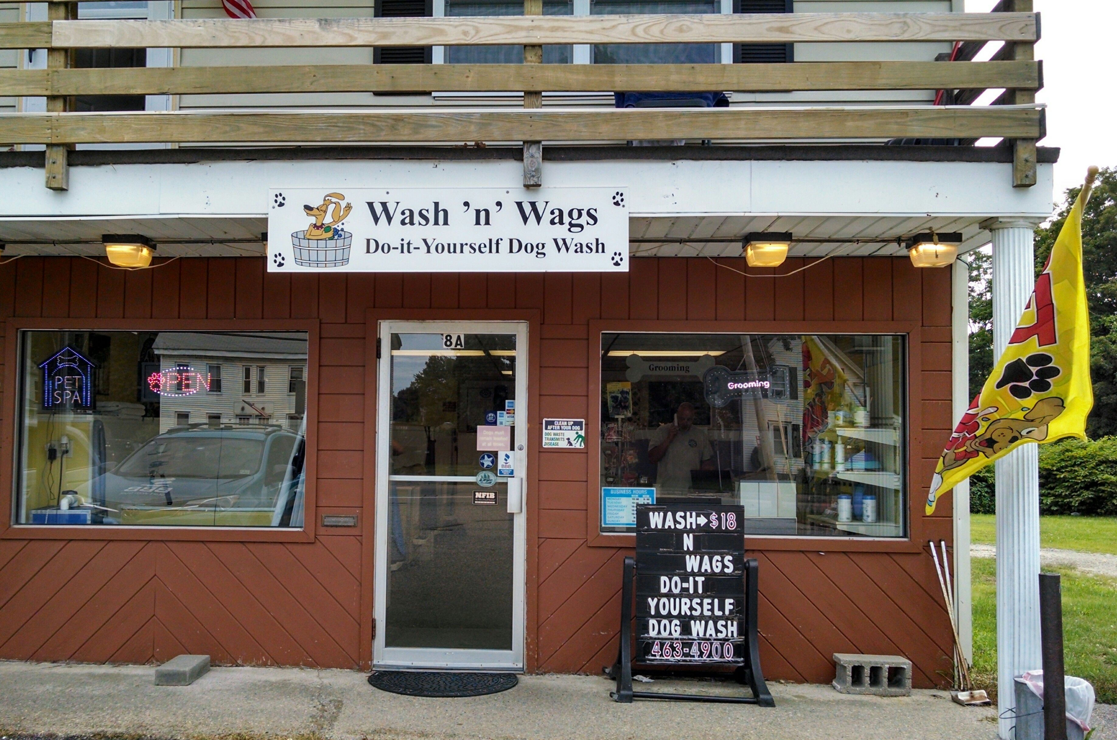 Wash n wags dog grooming and do it yourself dog wash salisbury ma wash n wags dog grooming and do it yourself dog wash salisbury ma in solutioingenieria Images