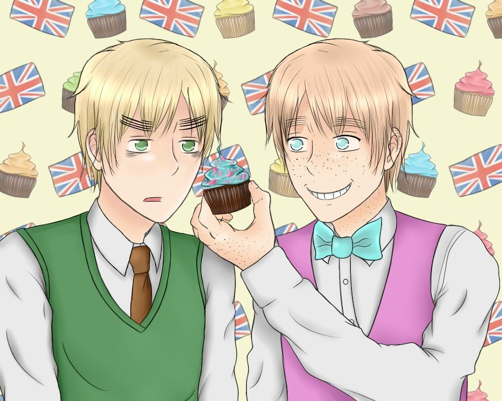 2p hetalia images 2p england hd wallpaper and background photos - Just One Cupcake Love England 2p England By Marce San On
