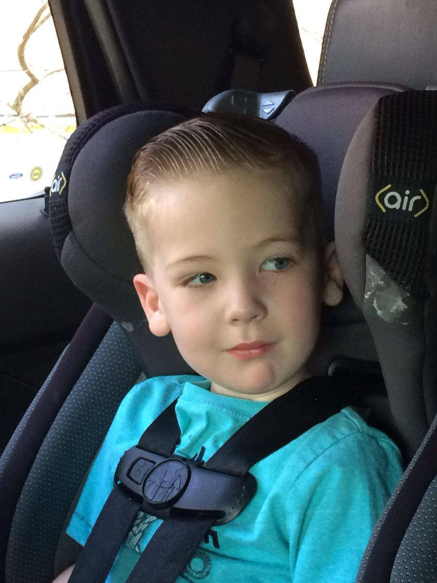 Loving my little boys haircut hair pinterest haircuts