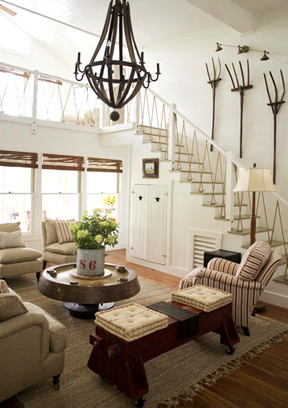 Camilla at home rustikk stue also best cottage chic decor images house beautiful rh pinterest
