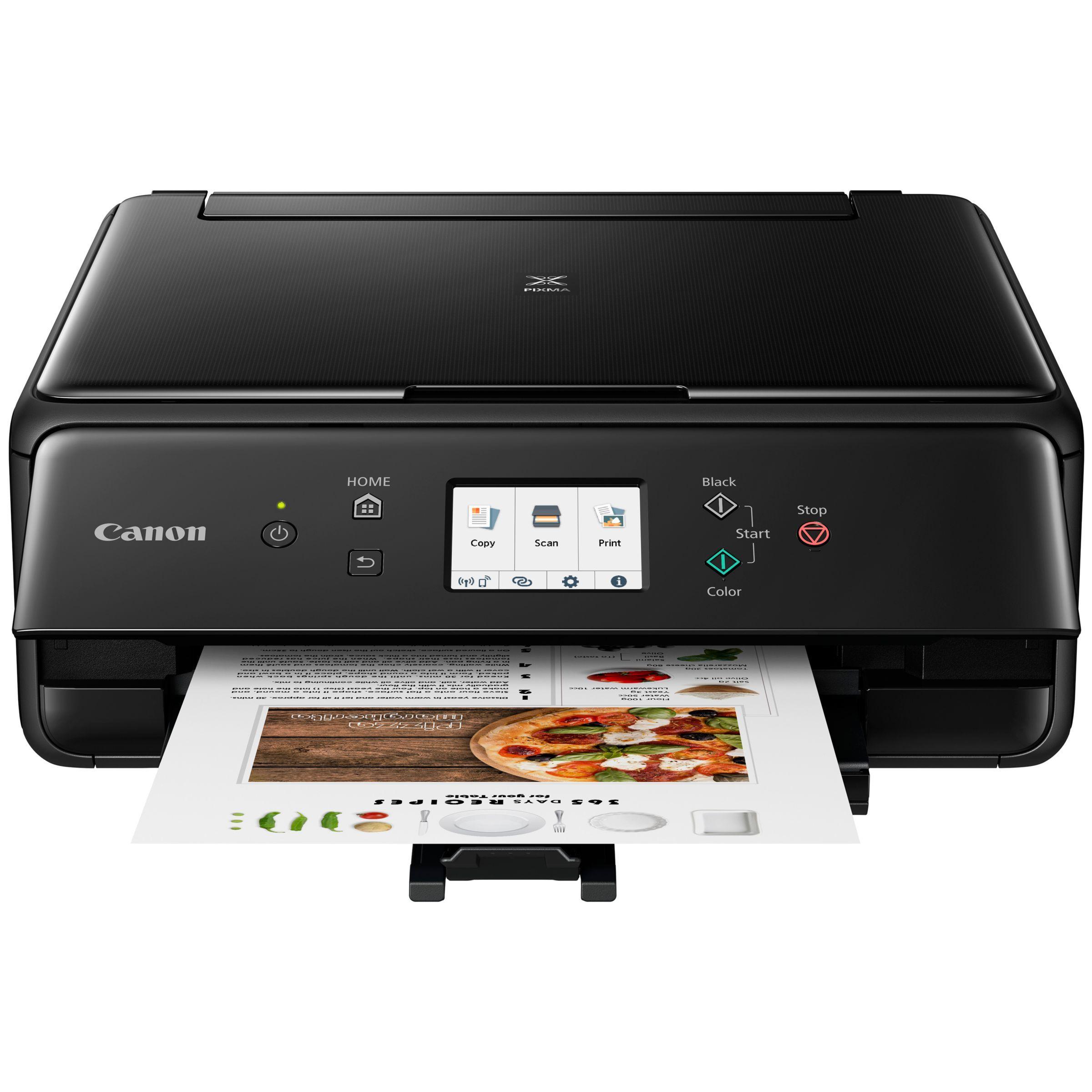 Canon pixma ts6250 allinone wireless wifi printer with