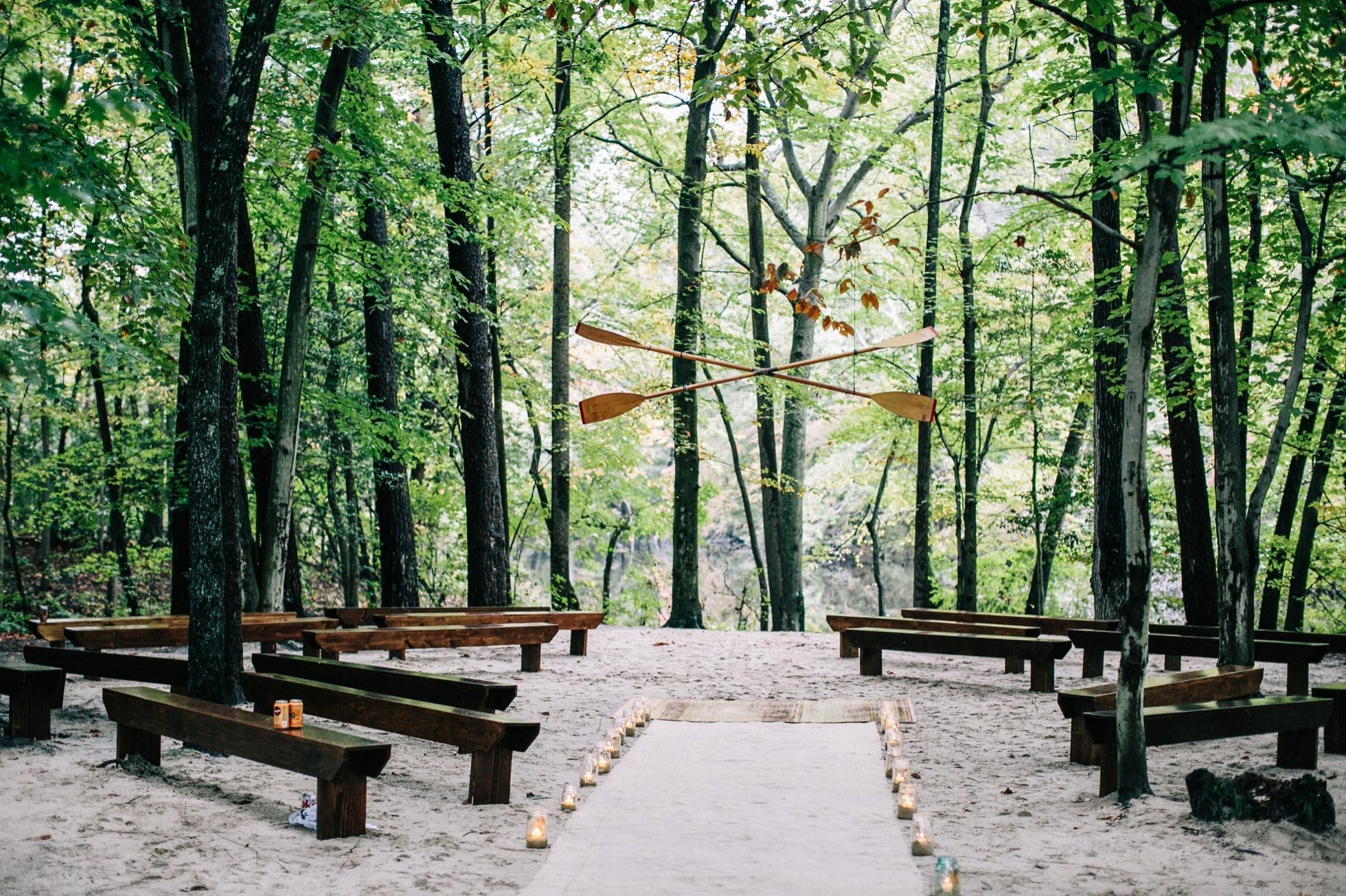 Best Unique PA NY NJ Wedding Venues - Campground Scout Camp, Wes ...