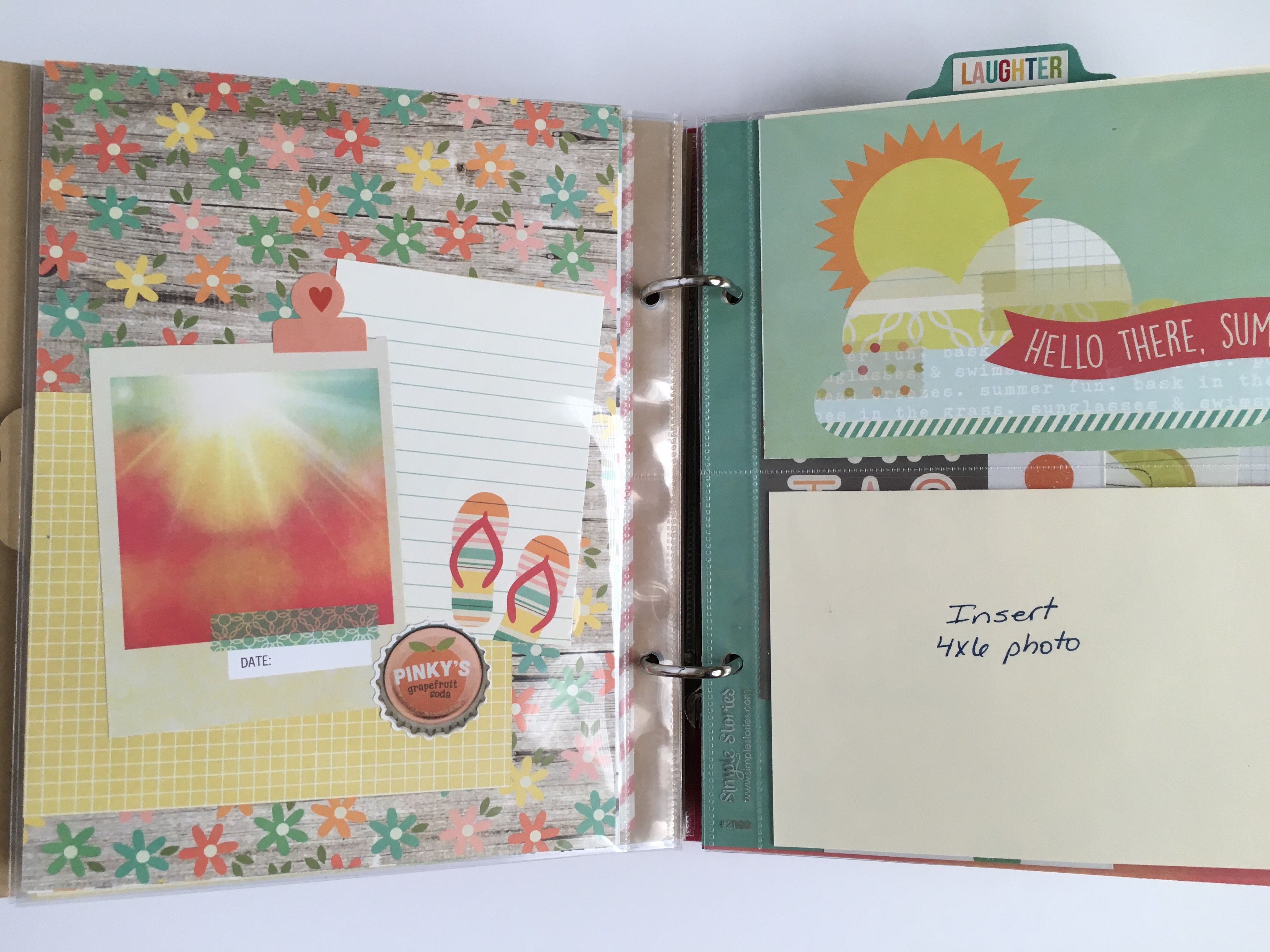 Make Organizing Your Family Photos Easy. Gather Your Summer Memories And  Cherish Them In This
